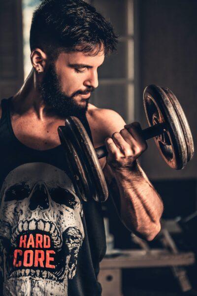 11.วัตถุดิบสำหรับเสริมสร้างกล้ามเนื้อและการออกกำลังกาย