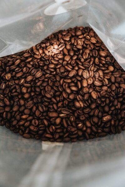 4.ผงกาแฟ
