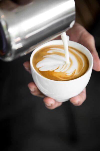 7.ผงกาแฟ